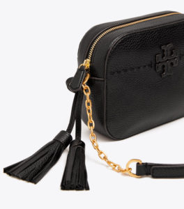Torebka TORY BURCH, MCGRAW CAMERA BAG