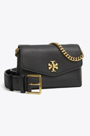 Torba na pasek Kira Mixed-Materials Tory Burch