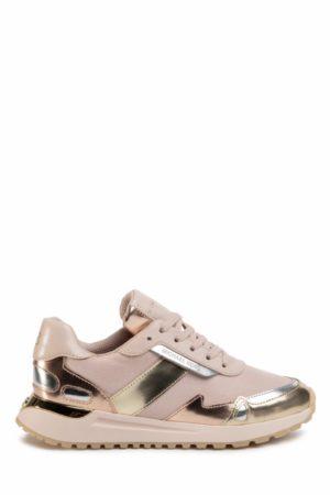Różowe sneakersy MONROE Michael Kors