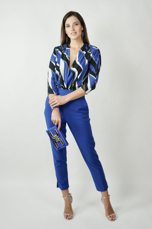 Kolorowa bluzka / body ELISABETTA FRANCHI