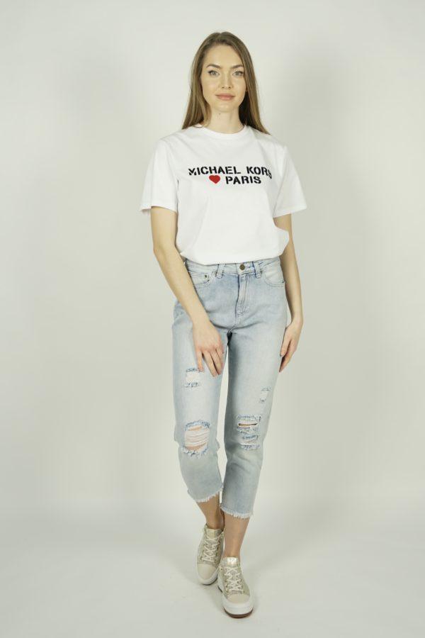 T-shirt LOVE PARIS Michael Kors
