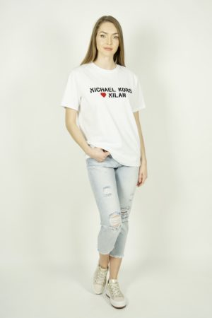 T-shirt LOVE MILAN Michael Kors