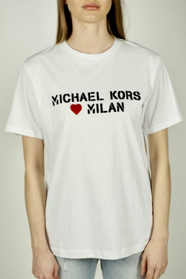T-shirt LOVE MILAN Michael Kors