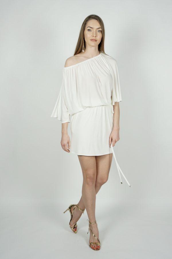 Sukienka o luźnym kroju Simona Corsellini