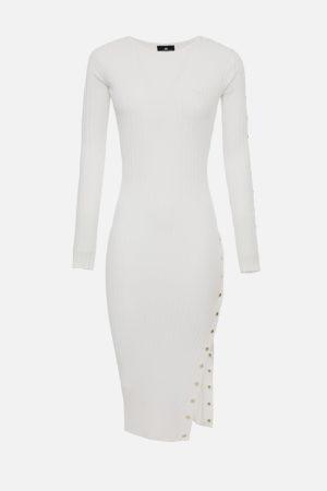 Dzianinowa sukienka ELISABETTA FRANCHI