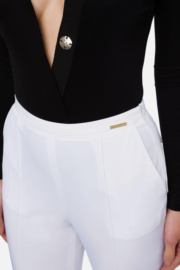 Spodnie cygaretki ELISABETTA FRANCHI