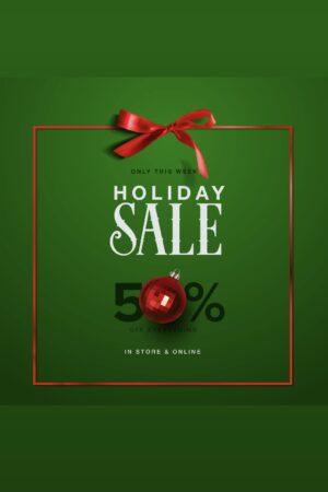SALE -50% !!!