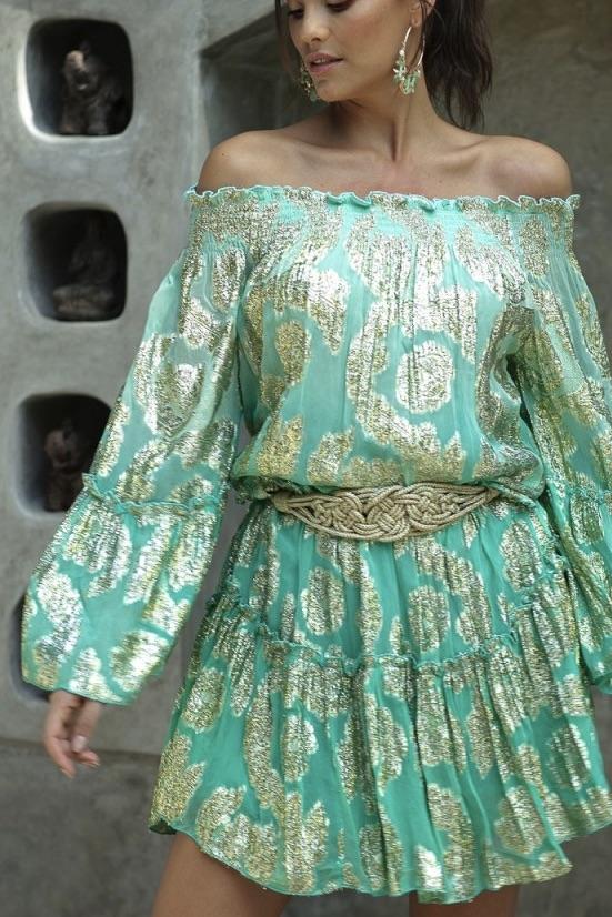 MISS JUNE dress-waldorf