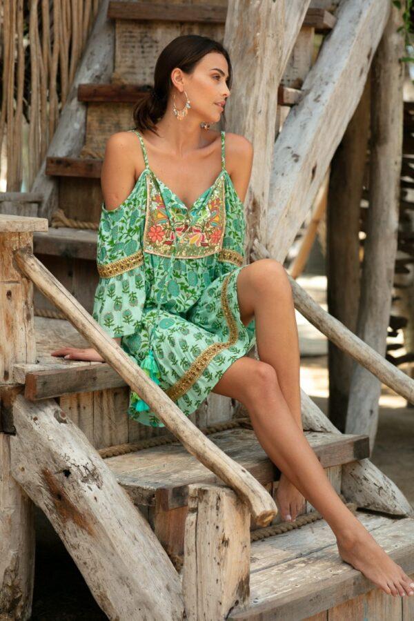 MISS JUNE dress-andy