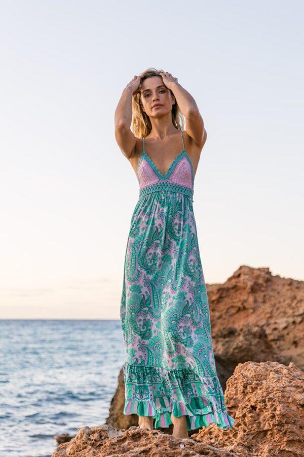 MISS JUNE dress-charm
