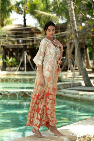 MISS JUNE kaftan-bodhi